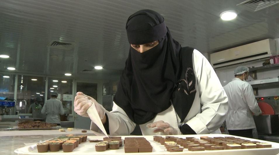 مطلوب إلى شركة شوكولاته موظفون