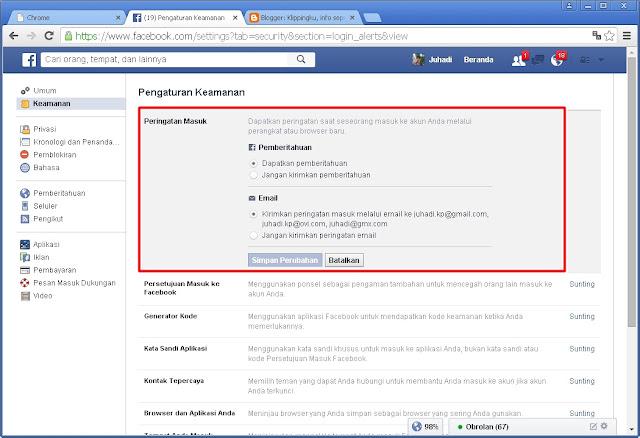 Pengguna FB Tak Sadar Jika Kena Hack, Inilah Cara