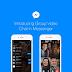 Facebook voegt groepvideochat toe aan Messenger