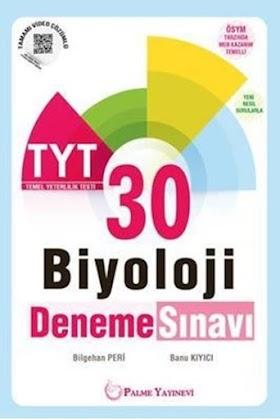 Palme TYT Biyoloji 30 Deneme PDF indir