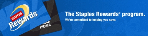 Click Edit on the Staples Rewards, Staples Teacher Rewards, Tax Exempt, Customer Number field, then enter the digit Staples Rewards number and click Continue. If you're making a purchase over the phone, mention your digit Staples Rewards number to the Customer Support Agent at the beginning of your order.