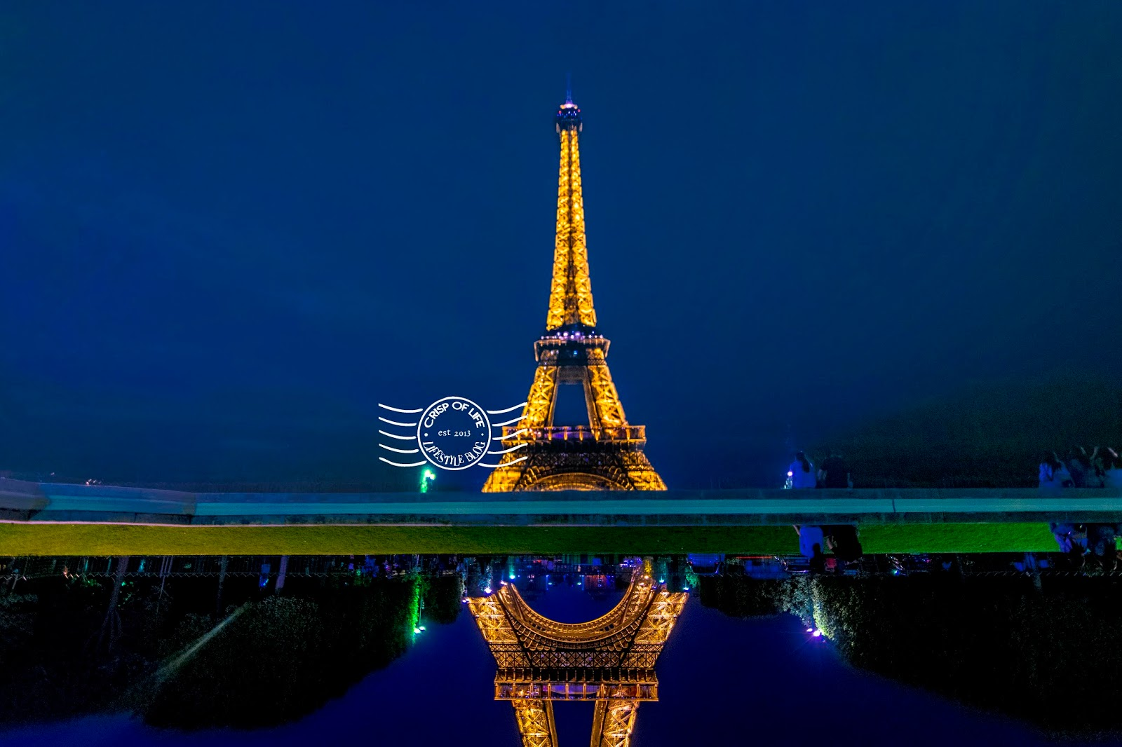 8 Best Spot to Photograph Eiffel Tower