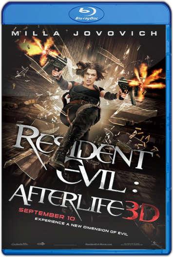 Resident Evil 4: La Resurreción (2010) HD 1080p Latino