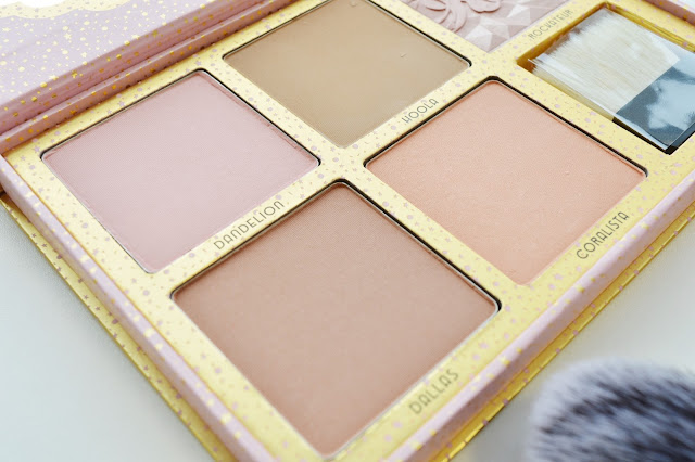 Benefit Cheekathon Palette Who is She Blog