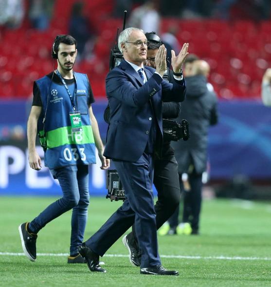 Leicester City sacks Coach Claudio Ranieri 9 months after winning Premier League Title