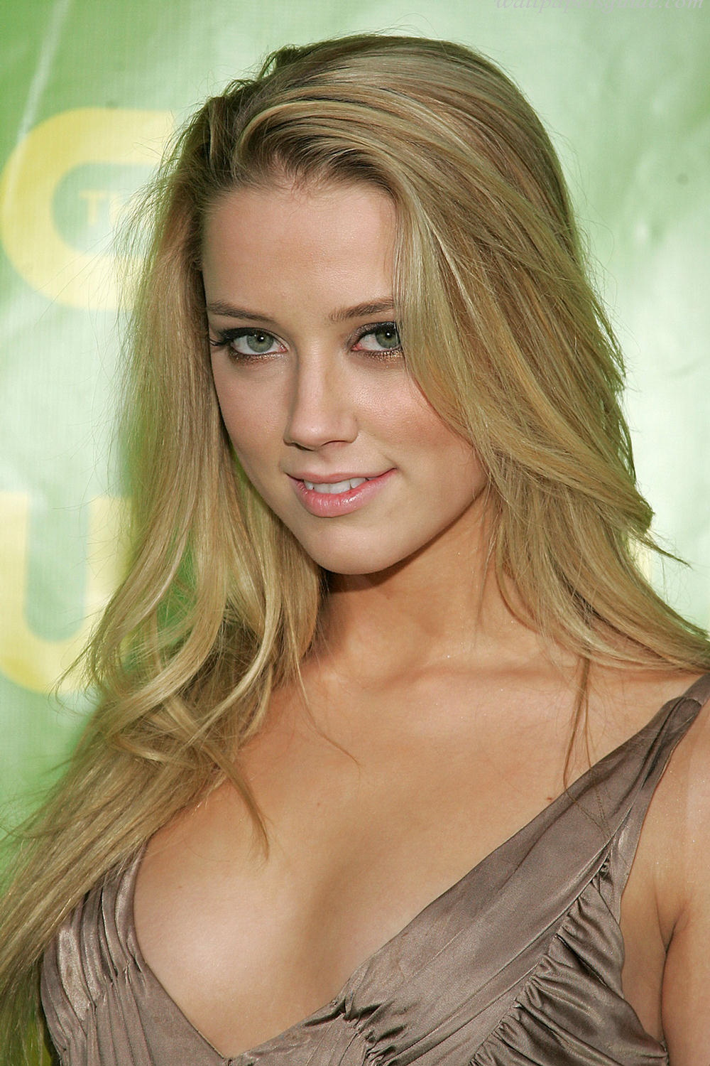 Amber Heard Is The Most Scientifically Beautiful Woman: Amber Heard American Model Actress