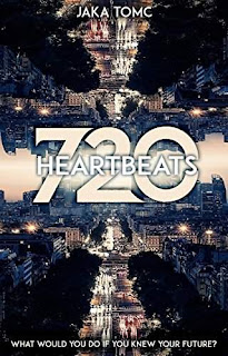 720 Heartbeats - a gripping novel discount book promotion Jaka Tomc