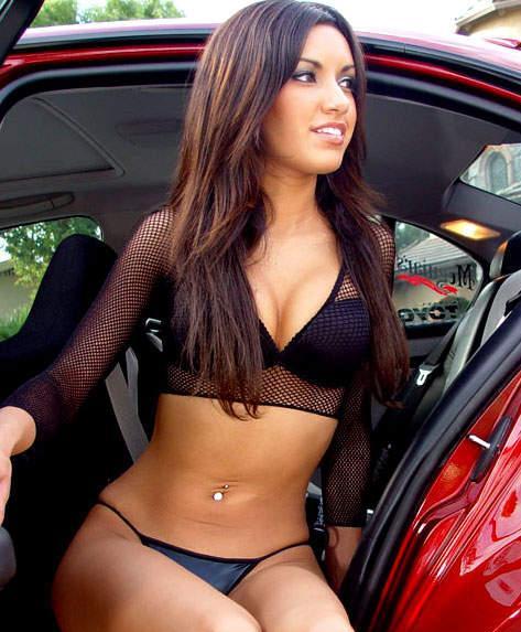 Hot hispanic females