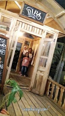 Dira Park, Cafe and Pool Wisata Hits Jember Jawa Timur