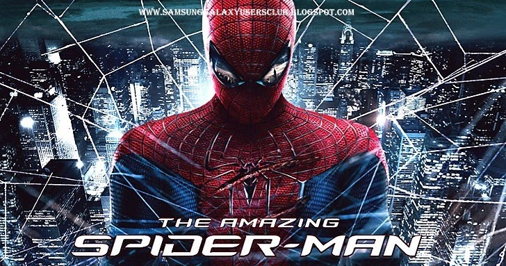 download game the amazing spiderman apk offline