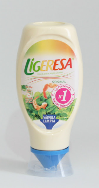 Ligeresa Original degustabox junio
