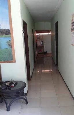ruang rumah homestay jojo