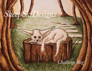 SheepSkiDesigns - Challenge Blog