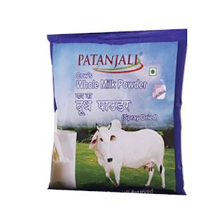 Patanjali Milk powder