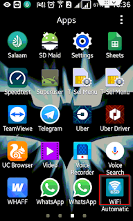 Cara Mematikan WIfi Secara Otomatis Di HP Android