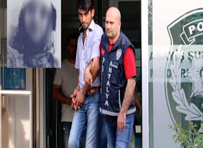 شاهد - السلطات التركية تعتقل شاباً سورياً قتل زوجته في مدينة أنطاليا جنوب تركيا 340967309-1tznm0et3e57f8y04uhnxk47fxamwu542h1eyrj2tyo4