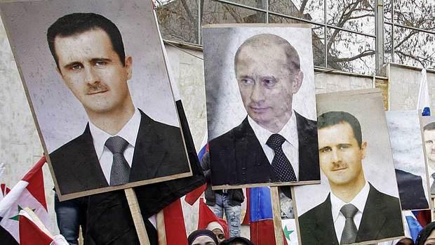 Οι σύμμαχοι ανακάλυψαν τον εχθρό στη Μέση Ανατολή και αυτός είναι ο Πούτιν!