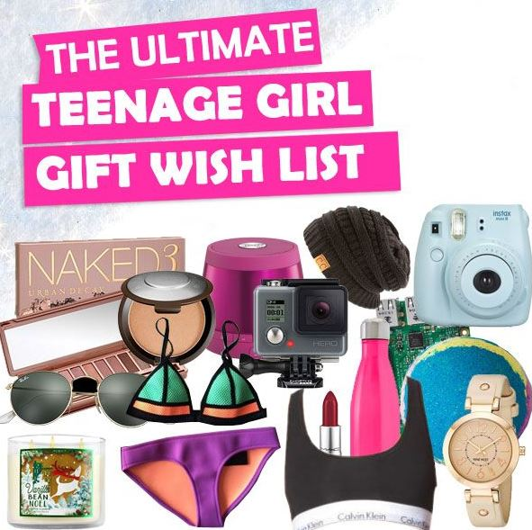 Teen Adult Girl Christmas wish list image-2