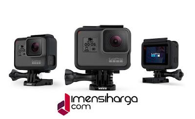 Harga Kamera GoPro Hero 5