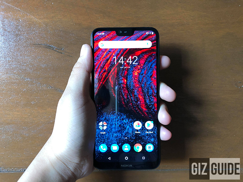 Nokia 6.1 Plus Review - Fresh look of a mid-ranger