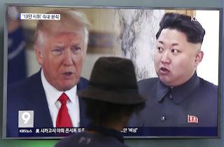 """الولايات المتحدة تطالب كوريا الشمالية """"بوقف سلوكها الاستفزازى والتصعيدى"""""""