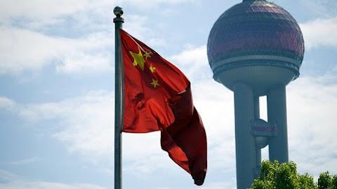 Javuló makrogazdasági mutatókat jelentett Kína
