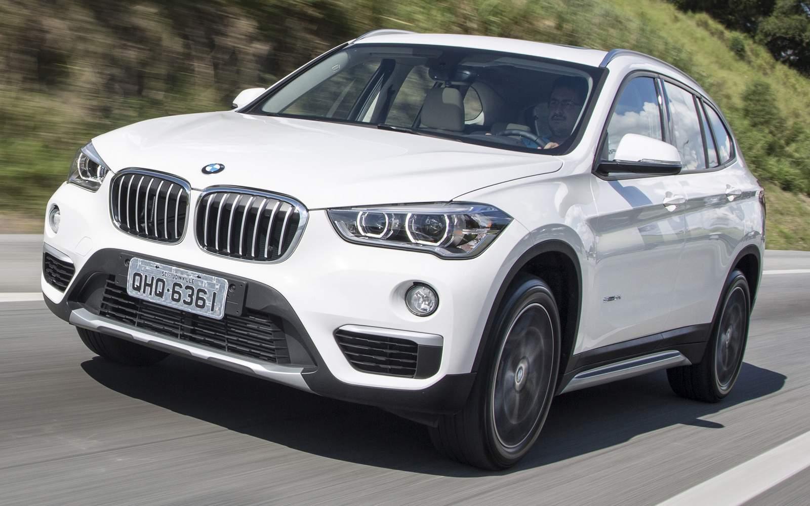 Novo BMW X1 2017 - aumento de preços