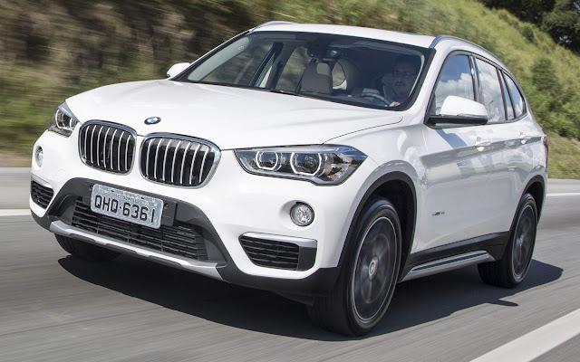 BMW X1, Série 3 e X4 têm descontos de até R$ 20 mil - julho