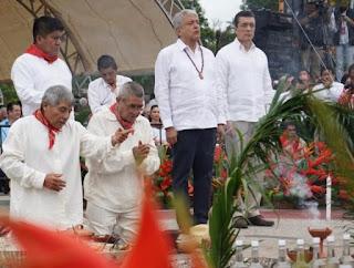 Latinoamérica, Brujería, Poder, AMLO, México