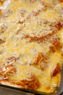 Chicken Enchilada Casserole: Savory Sweet and Satisfying