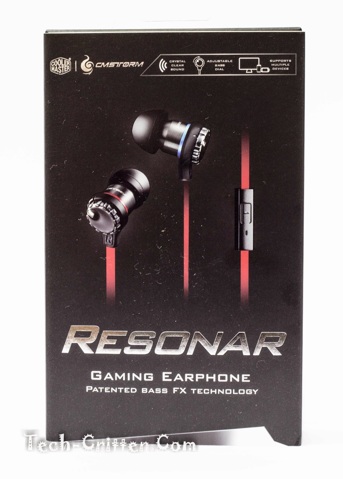 Unboxing & Review: CM Storm Resonar Gaming Earphone 29