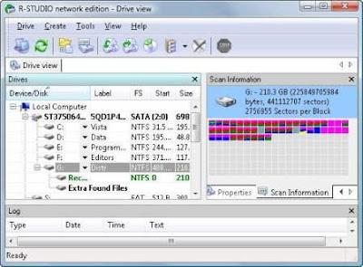 R-STUDIO 6.0.151275 network edition