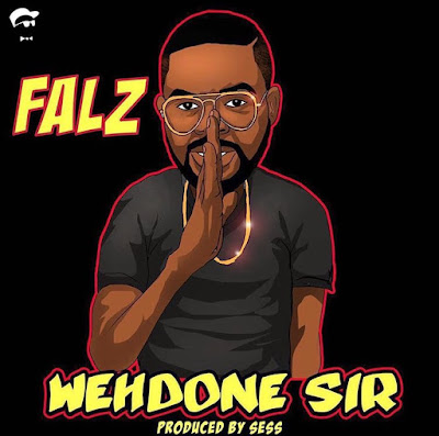 PHOTO: Falz – Wehdone Sir