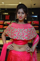 Naziya Khan bfabulous in Pink ghagra Choli at Splurge   Divalicious curtain raiser ~ Exclusive Celebrities Galleries 015.JPG