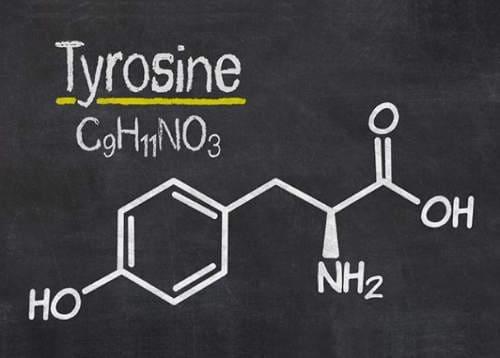 فوائد حمض تيروسين