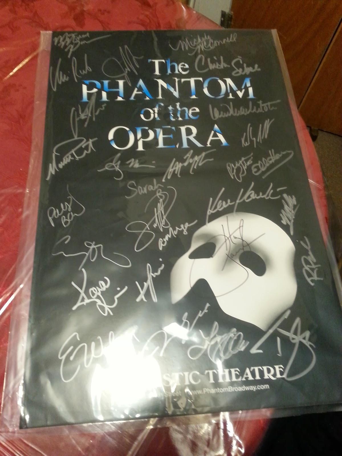 Diary of a Phantom PHan!: Phantom of the Opera #52 NOTES