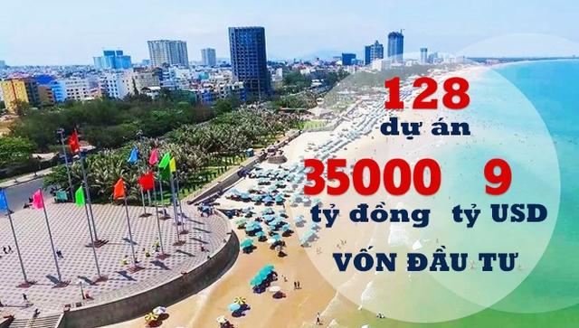 Vốn đầu tư vào thị trường bất động sản Bà Rịa - Vũng Tàu
