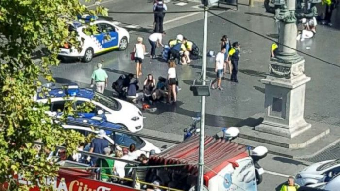 barcelona spain terror attack