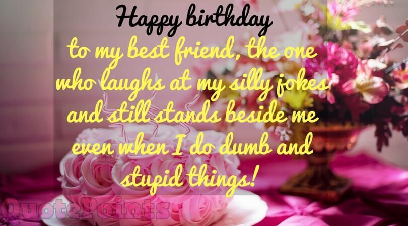 hilarious birthday wishes