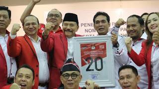 PKPI Resmi Peserta Pemilu 2019