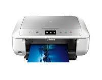 Canon PIXMA MG6853 Printer Driver
