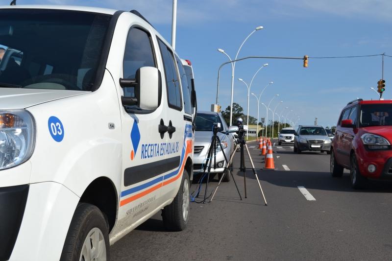 Cerca de 474 mil veículos seguem rodando com o IPVA atrasado - Foto: Divulgação/Sefaz