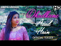 Dhadkane Azad Hain Mp3 Song Free Download