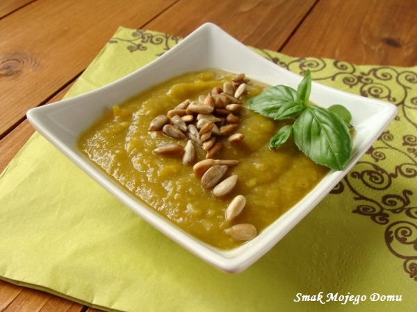 Zupa - krem z groszku