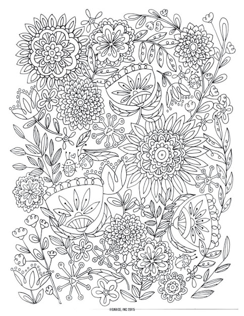 Free Printable Adult Coloring Pages Pat Blog Butterfly And Flower Coloring  Pages For Adults Flower Mandala Coloring Pages For Adults