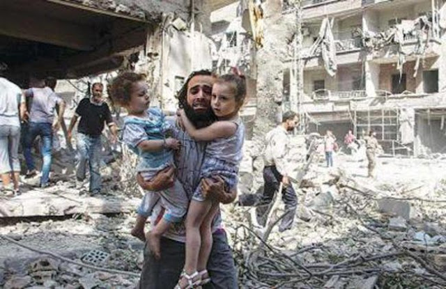 Pasukan AS Bunuh 224 Warga Sipil di Raqqah