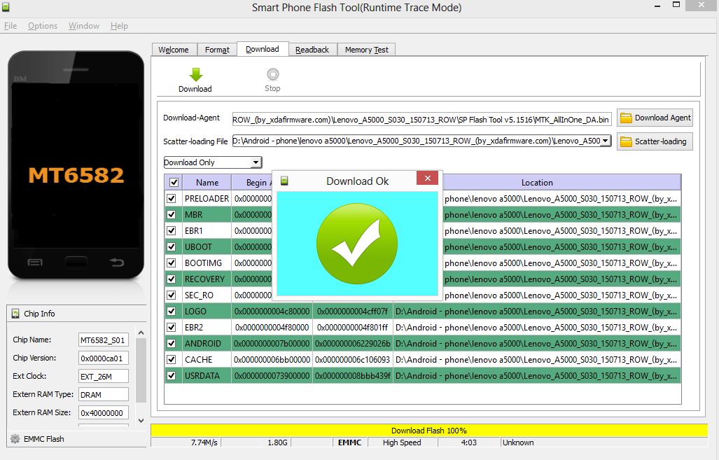 Download Flash Tool Versi Terbaru, 22 Jun Download all