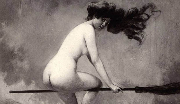 Resultado de imagem para As bruxas ladras de pênis da Idade Média
