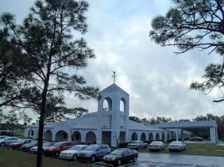 Iglesia de St. Paul en Suntree