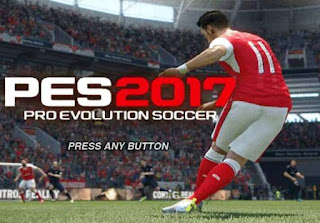 PES 2017 Android PPSSPP PSP ISO Full Patch by PES Army Spesial Liga Indonesia